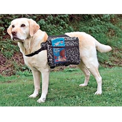 Trixie Backpack for Dogs Size L Abdomen Circumference 1cm