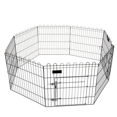 Outback Run for Small Pets - 8 Sided - 8 elements, each 61 x 61 cm (L x H)