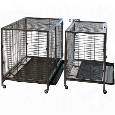 Indoor Cage Tabby II - L 109.5 x W 69.5 x H 90 cm