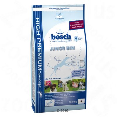 Bosch Junior Mini - 3 kg