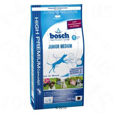 Bosch Junior Medium - Economy Pack: 2 x 15 kg