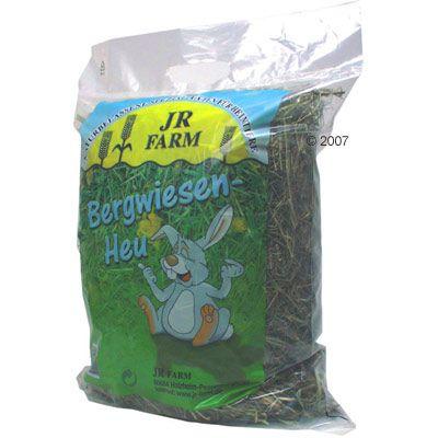 Foin des montagnes pour rongeur et lapin JR Farm- 2,5 kg