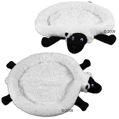Hundekissen Cozy Sheep - L 80 x B 60 x H 8 cm