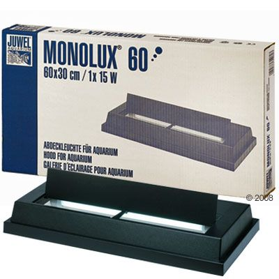 Juwel Monolux 60 Light System - Monolux 60 (black)
