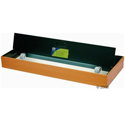 Juwel Multilux Light Unit - black 100 x 40, 2 x 45 Watt