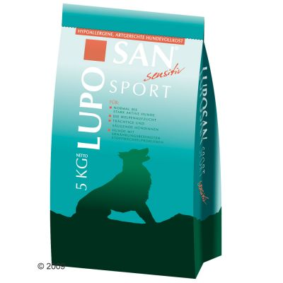 Luposan Sport Sensitive Dog Food - Economy Pack: 2 x 20 kg