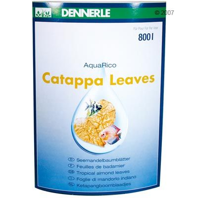 Dennerle Catappa Leaves - 8 Pieces
