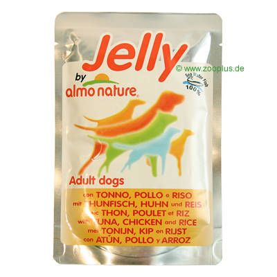 Jelly by Almo Nature 6 x 150 g - Tuna