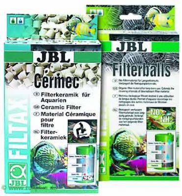 JBL Filter Material Cermec and Filterballs - Cermec 1l+ (750g)
