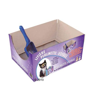 Perlinette Travel Set Cat Litter - Travel Set