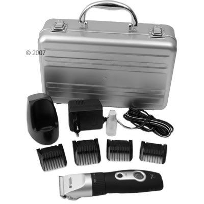 Cordless Pet Clipper CP-6810 Set - CP-6810 with UK Plug