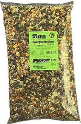 Tima Dwarf Rabbit Food Premium Granola - 15 kg
