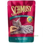 Savings Pack Schmusy Whole Food Flakes 20 x 100 g - Rabbit & Rice