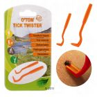 OTom Tick Hook - Single pack (orange)