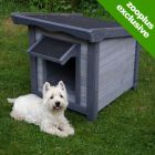 Dog Kennel Sylvan Basic - Size L: 89 x 101 x 86 cm (L x W x H) (2 packages*)