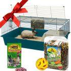 Gift Set: Fun & Feast Cage Set - 4-piece set