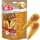8 in 1 Delights Grills  Chicken Style - Saver Pack: 3 x 80 g