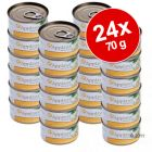Applaws Cat Food Savings Pack 24 x 70 g - Tuna Fillet with Seaweed