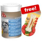 8 in 1 Vitality Tabs + S Strong Bones Free! - Vitality Brewer's Yeast (260 tablets)