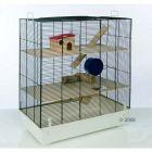 Fun Area Leon Small Pet Home - 67 x  36.5 x  65 (L x W x H)