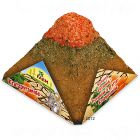 JR Farm Claw Pyramid - Double Pack (2 Pieces)