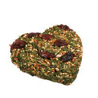 JR Farm kersenhart - voor alle knaagdieren - - 1 stuk, 8