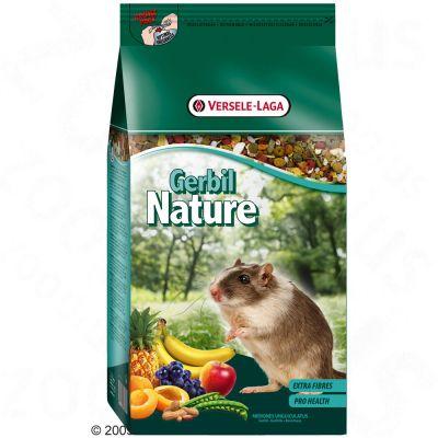 Gerbil Nature pour gerbille - 2 x 750 g