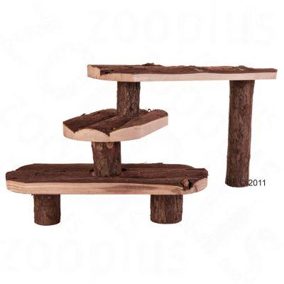 Escalier pour rongeur - L 38 x H 22,5 cm