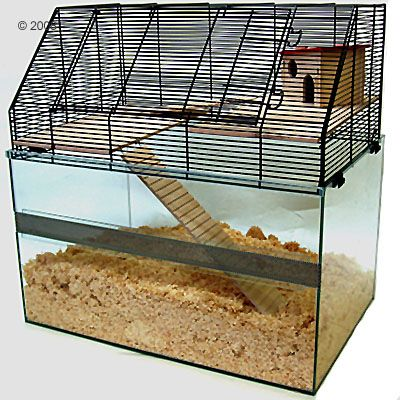 Falco Small Pet Cage - 100 x 40 x 75 cm (L x W x H)