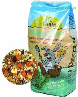 JR Farm Wellness-Food Dwarf Rabbit - 650 g