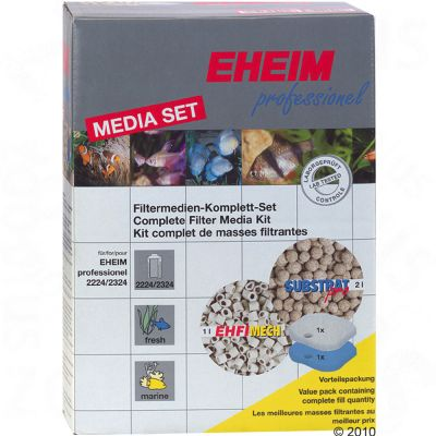 Eheim Professional Filter Media Set - 2224 / 2324