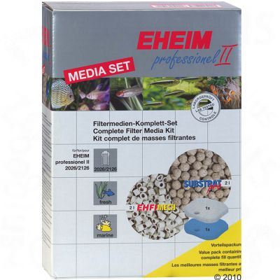 Eheim Professional II Filter Media Set - 2026 / 2126