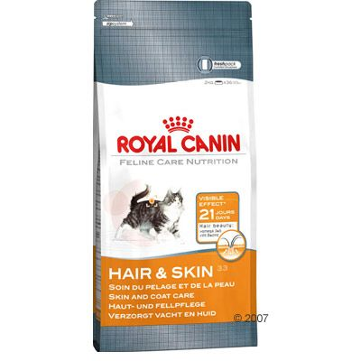 Royal Canin Hair & Skin 33 - 10 kg