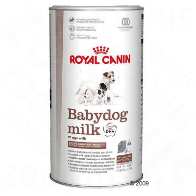 Royal Canin Babydog milk - 400 g (4 x 100 g)