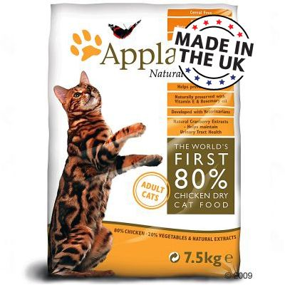 Applaws Chicken Cat Food - Economy Pack: 2 x 7.5 kg