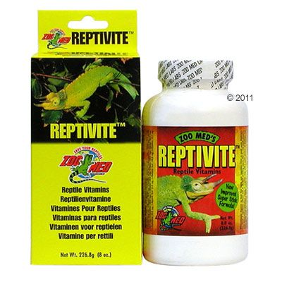 Zoo Med ReptiVite with D3 - 3 x 56 g