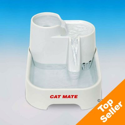 Cat Mate Pet Waterfall - Replacement Filters in 2-pack