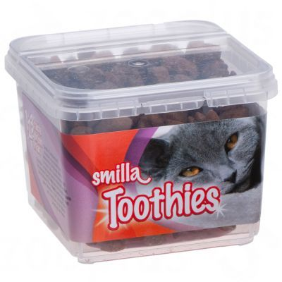 Smilla Toothies Dental Care Snacks - Saver Pack: 3 x 125g