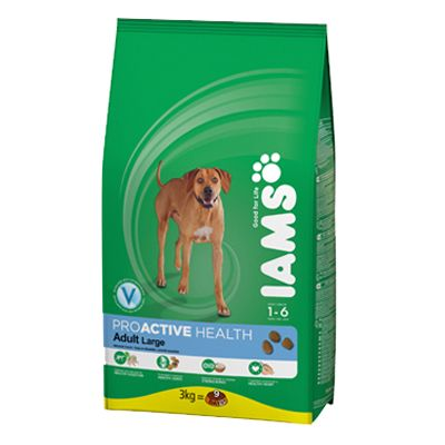 Iams Proactive Health Adult Large Dog - Rich Chicken - Economy Pack: 2 x 12kg