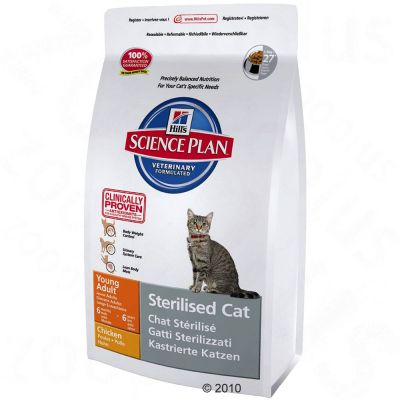 Hill´s Feline Sterilised Cat Young Adult - 300 g