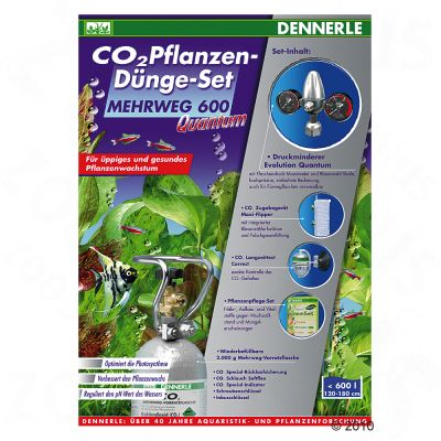 Dennerle Reusable 600 Quantum -  up to 600l