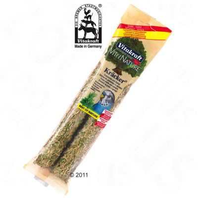 Vita Nature Crackers - 2 x 2 Sticks grass seeds and spinach