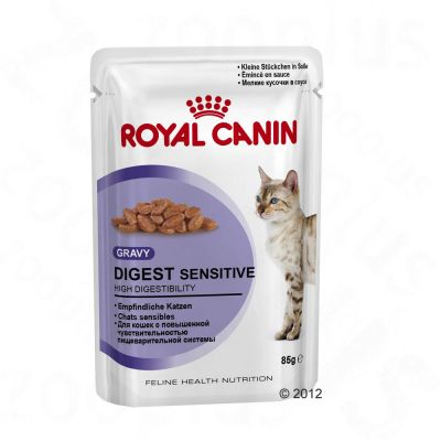 Royal Canin Digest Sensitive in Gravy - Saver Pack: 24 x 85g
