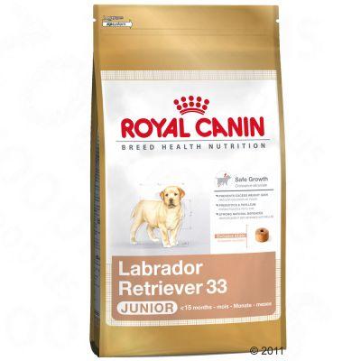 Royal Canin Breed Labrador Retriever 33 Junior - 12 kg