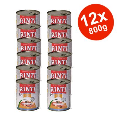 Rinti 12 x 800 g Savings Pack - Game