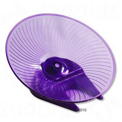 Roue Flying Saucer pour rongeur - 31 cm de diametre
