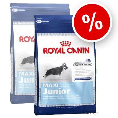 Royal Canin Maxi Junior - Economy Pack: 2 x 15 kg