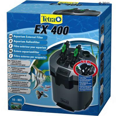 Tetratec EX External Aquarium Filter - EX 1200, 200 - 500 litres