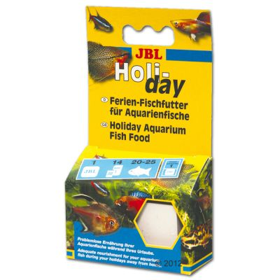 JBL Holiday Fish Food - 33g
