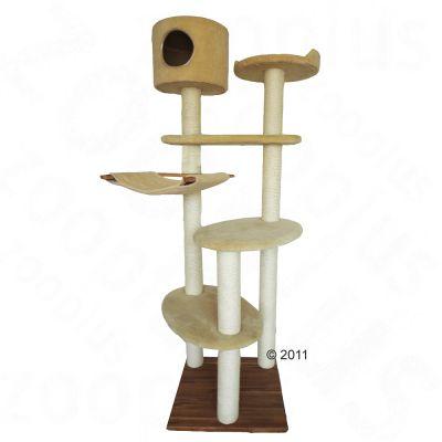 Cat Tree Oak II - beige (3 packages*)